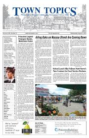 Town Topics Newspaper August 5, 2015 by Witherspoon Media Group - issuu