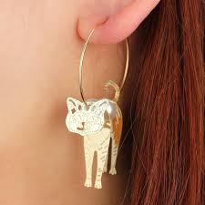 big gold chandelier earrings big gold chandelier earrings lovely fancy cute y cat design hippie drop
