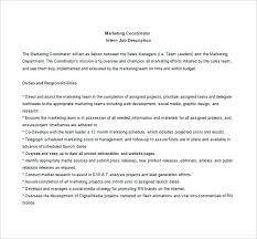 Market Research Analysts Job Description Resume Of Research Analyst ...