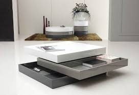 Coffee Table Modern Contemporary Coffee Table Set