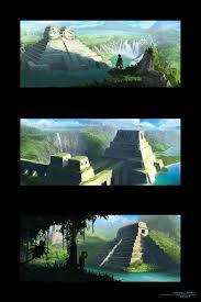 Water Temple Concepts, Matthew Harris | Landscape concept, Environment  concept art, Water temple