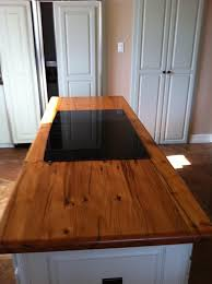 Butcher Block Countertops Reviews Diy Wood Countertops I Decided To Make My Own Counter For My