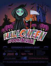 Halloween Flyers Templates Free Halloween Templates Vector Files Nextdayflyers