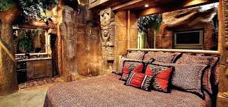 jungle themed furniture. Forest Themed Bedroom Suite At Black Swan Inn In Id Jungle Furniture