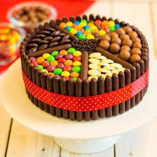 Ultimate Chocolate Cake Baking Mad