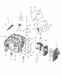 2015 chrysler 200 transmission serviceable parts thumbnail 2