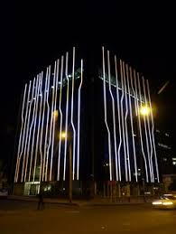 building facade lighting. Contemporary Architectural Building For Small Units Homes Design By Suying Metropolitan Studio Singapore   Pinterest Building, Facade Lighting And Facades