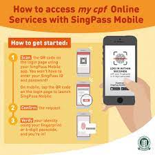 CPF Board - With the new SingPass Mobile App, you can...