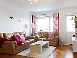 Home Design  Beautiful Small Apartment College Living Room - College apartment living room