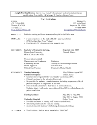 Sample Resume Medical Assistant Just Graduated Valid Entry Level