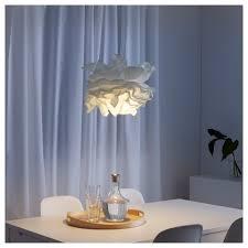 crumple white pendant lamp lighting. Crumple White Pendant Lamp Lighting. Ikea Krusning Shade Lighting K U