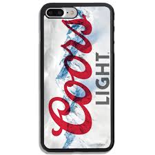 Case Coors Light Coors Light Beer Logo Print On Hard Cover Phone Case