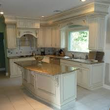 linen white with chocolate glaze 3 hausslers kitchens cabinet
