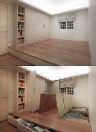 Storage In Bedrooms Exterior Property