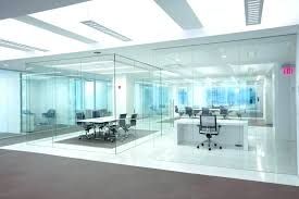 interior glass partitions office wall systems cost system door architectural sim