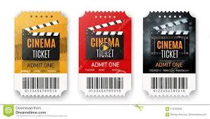 Movie Cinema Premiere Poster Or Flyer Design Vector Cinema