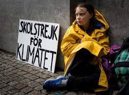 GRETA THUNBERG, activista climática, la más joven nominada al PREMIO NOBEL  de la PAZ – TELESANTANDER