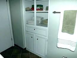 closet cabinets with drawers built in linen cabinet closets hall l mirror door bathroom furniture how to make a