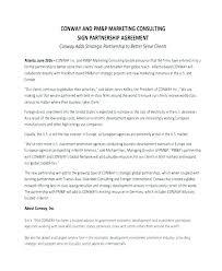 Strategic Cooperation Agreement Template Edunova Co