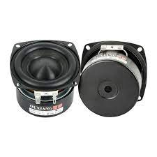 AIYIMA 2Pcs 3 Inch Woofer Speakers Driver 4 8 Ohm 25W Audio Bass  Loudspeaker DIY Home Theater Sound Amplifier Speaker Unit - Mega Discount  #887A