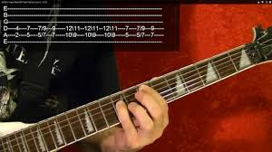Power Chords Heavy Metal For Beginners Guitar Lesson