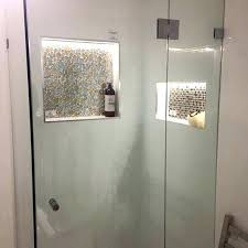led shower lighting shower recess niche with led lights installed in the showroom shower recess niche with led lights ip65 gu10 led shower lights