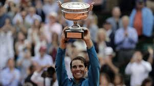 Image result for rafael nadal french open 2018