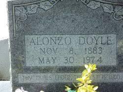 Alonzo Doyle (1883-1974) - Find A Grave Memorial