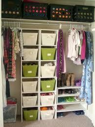 Awesome Kids Closet Organization Ideas ComfyDwellingcom