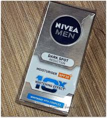 Nivea men dark spot reduction moisturiser spf 30 40ml