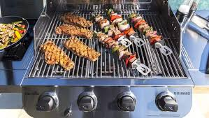 how to season your char broil grill