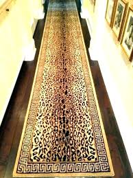 leopard runner rug animal print runners cheetah area rugs zebra ru