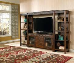 Wall Unit Entertainment Center Rustic  Furniture99