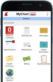 My Chart Epic Premier Health Mychart Online Charts Collection