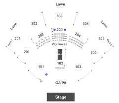 Bristow Jiffy Lube Live Seating Chart Dave Matthews Band Tickets Sat Jul 20 2019 8 00 Pm At