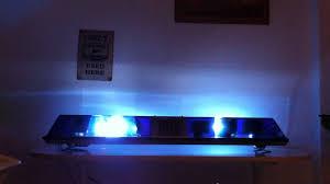 Force 4 Xl Light Bar Code 3 Lp6000 Force 4 Lightbar Youtube