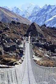 nepal, mountains, trekking, langtang ...