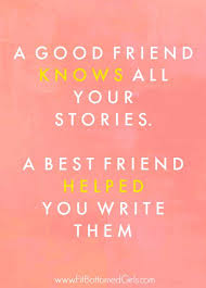 The Top 10 Best Friend Quotes