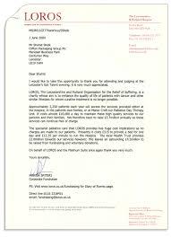 100 Appeal Letter Sle For Charity 10 Fundraising Letter