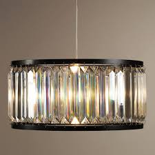 restoration hardware welles clear crystal chandelier look for less