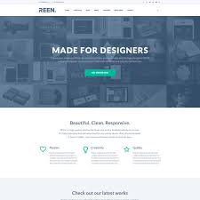 23 Free One Page Psd Web Templates In 2018 Colorlib
