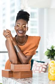 i ve loved makeup since i was a little and i ve always been a problem solver says tomi gbeleyi founder of makeup for melanin s cosmetics