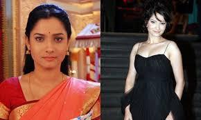 without makeup photos of bhabhi ji ankita lokhande