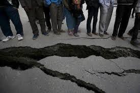A shallow earthquake near mirpur has struck northeastern pakistan, tearing huge cracks in roads. Earthquake In Jammu And Kashmir E Today Online