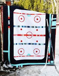 PATTERN: The Good Old Hockey Game Quilt Pattern (PDF format ... & PATTERN: The Good Old Hockey Game Quilt Pattern (PDF format) Adamdwight.com