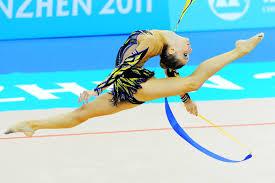 Урок кейс Художественная гимнастика изящный спорт  гимнастика гимнастика