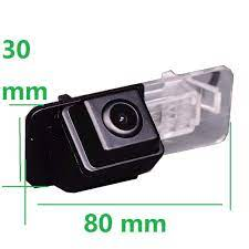 Rückfahrkamera Auto Kamera Einparkhilfe Rückfahrsystem für Mercedes Benz  Smart R300/R350/Fortwo/Smart ED/Smart 451/Smart fortwo