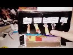 Cardboard Vending Machine Tutorial