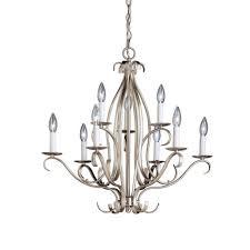 antique metal chandelier