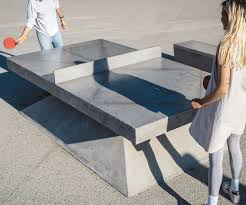concrete ping pong table. Concrete Ping Pong Table N